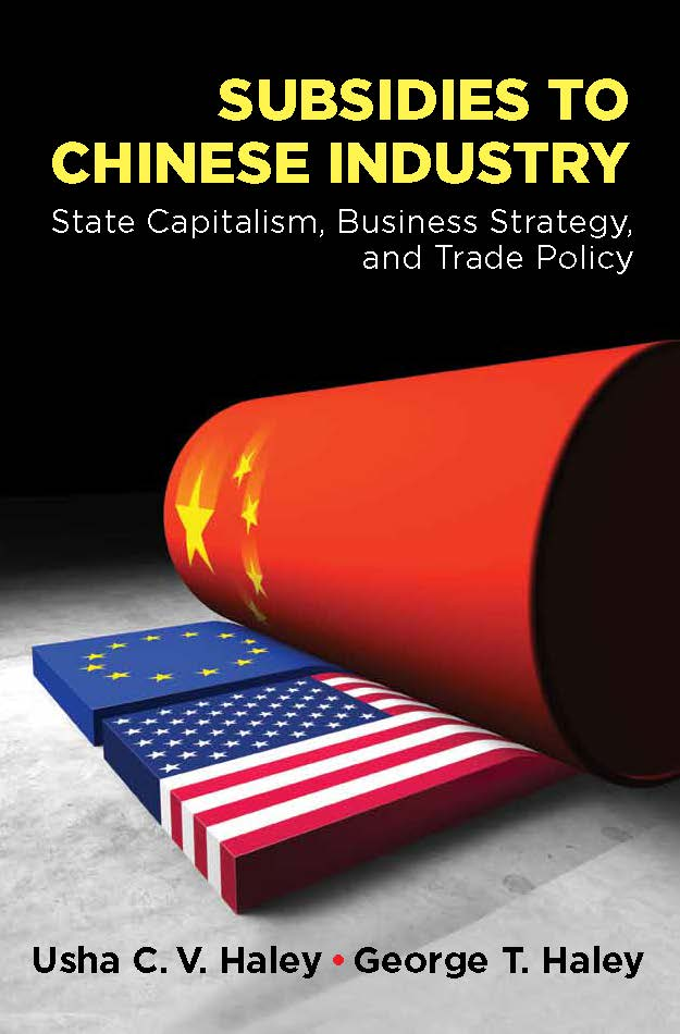 Cover: Subsidies to Chinese Industry